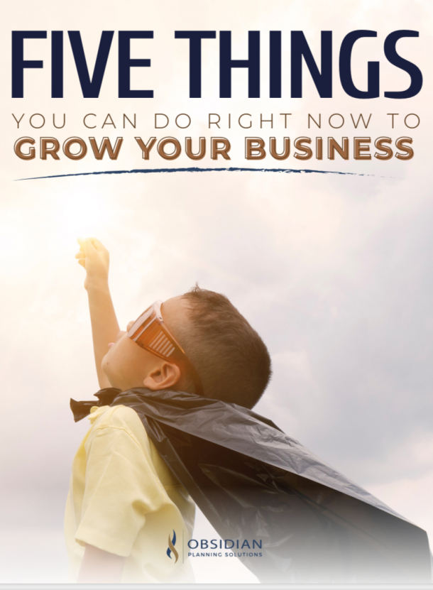 Five Ways to Grow Your Business Right Now